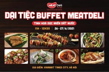 'Thỏa thuê' thưởng thức buffet 99.000 đồng với vô vàn món ngon tại VinMart