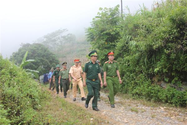 Lào Cai: Nỗ lực phòng chống ma tuý vùng biên giới