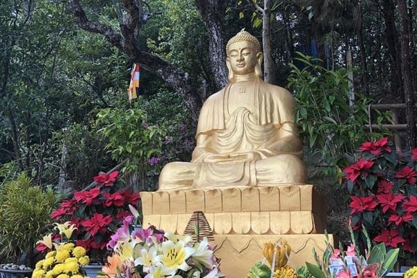 Tắm Phật online, góp quỹ phòng chống Covid-19