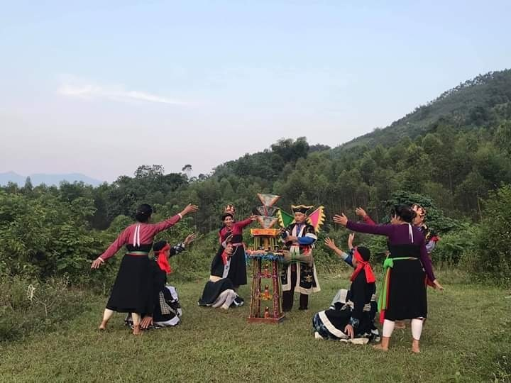 Người giữ lửa văn hóa truyền thống dân tộc Cao Lan