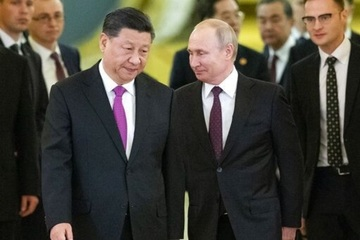 Quan hệ Nga - Trung 'đi ngược' với kỳ vọng của Mỹ