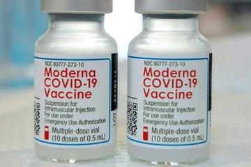 Việt Nam phê chuẩn vắc xin Moderna