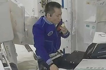Thực đơn 120 món của phi hành gia Trung Quốc trên trạm vũ trụ
