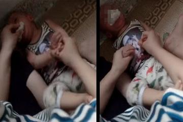 Đình chỉ cơ sở mầm non có cô giáo nhét giẻ vào mồm bé trai 1 tuổi