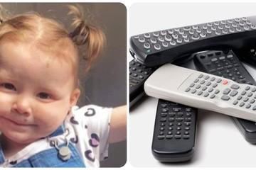 Bé gái 2 tuổi thiệt mạng vì nuốt pin cúc áo, người mẹ đau khổ đưa ra lời cảnh báo