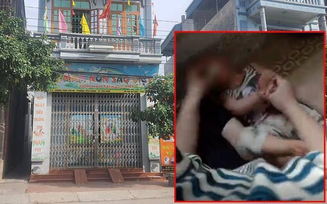 Cô giáo nhét giẻ vào miệng bé trai 1 tuổi: Phải xử lý nghiêm hành vi bạo hành, phản giáo dục