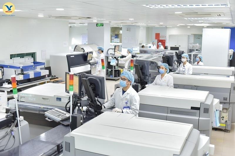MEDLATEC - thương hiệu xét nghiệm hàng đầu Việt Nam