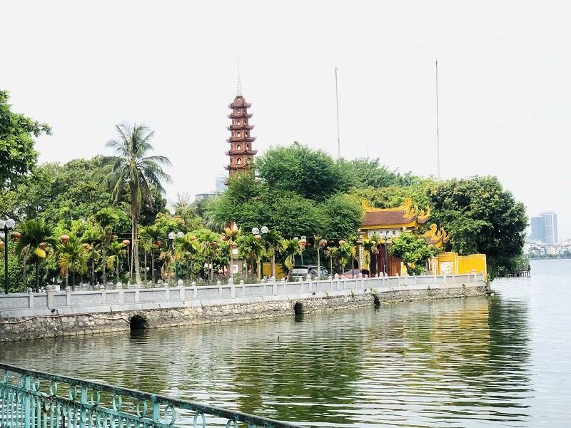 """Quận Tây Hồ - Hà Nội: Công tác tôn giáo góp phần thực hiện """"mục tiêu kép"""""""