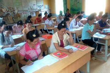 Các bộ ngành đã triển khai nhiều hoạt động góp phần xây dựng xã hội học tập vững mạnh