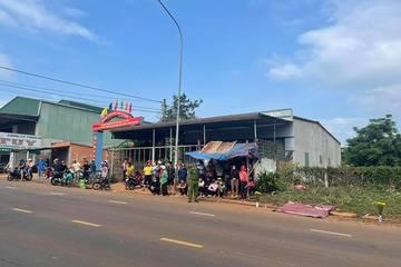 Tạm giữ một số đối tượng liên quan đến vụ nam sinh tử vong ở cổng chào buôn Sut M'rư