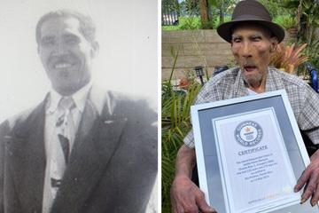 Người đàn ông cao tuổi nhất thế giới tiết lộ bí quyết sống thọ ai cũng có thể làm theo