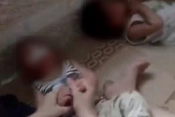 Vụ nhét giẻ vào mồm cháu bé 1 tuổi: Tội hành hạ người khác bị xử thế nào?