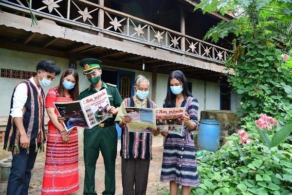 Bình Phước: Hiệu quả từ Chương trình mỗi năm giảm 1.000 hộ nghèo dân tộc thiếu số