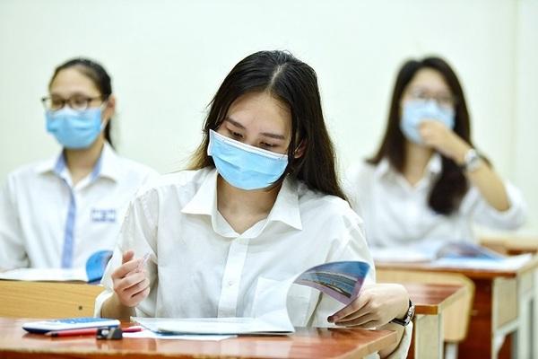 Học sinh TP.HCM dự thi tốt nghiệp THPT đợt 1 đúng kế hoạch