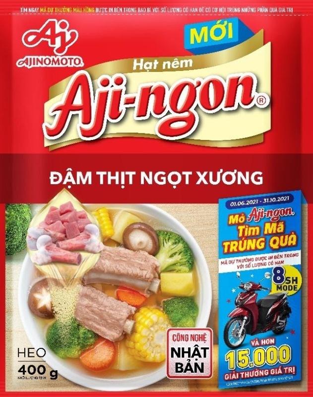 Aji-ngon®,Hè sôi động,tìm mã trúng quà