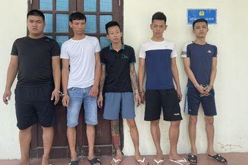 """Bắt """"trùm"""" cá độ bóng đá 23 tuổi ở Thanh Hóa"""