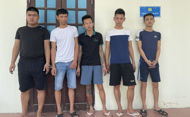 Bắt 'trùm' cá độ bóng đá 23 tuổi ở Thanh Hóa