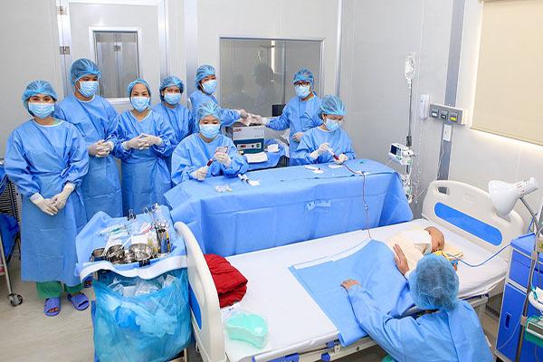 Bệnh nhân thứ 10 được ghép tế bào gốc thành công ở BV Trung ương Huế