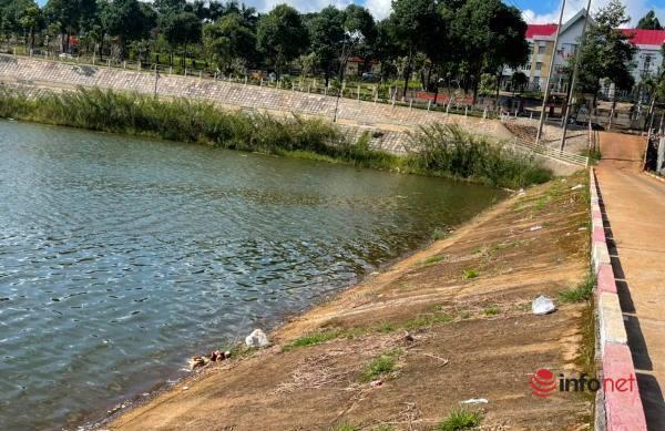 Đắk Nông: Hồ cấp nước sạch nguy cơ ô nhiễm nặng vì rác và nước thải, chính quyền có thờ ơ?