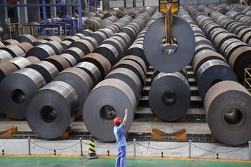 Xuất khẩu sắt thép sang Trung Quốc, EU và Mexico tăng đột biến