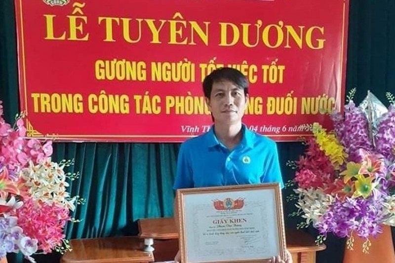 Bộ GD&ĐT,Phạm Văn Thăng,cứu sống học sinh,Nghệ An