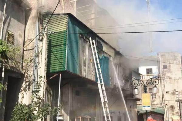 Hỏa hoạn,Cảnh sát PCCC,kịp thời,khống chế,TP Vinh,Nghệ An