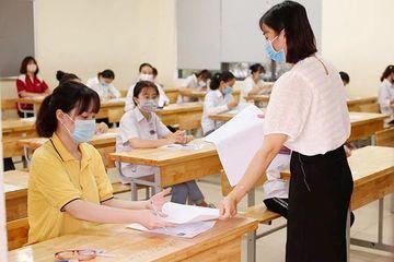 Lưu ý thí sinh làm thủ tục dự thi tốt nghiệp THPT quốc gia 2021