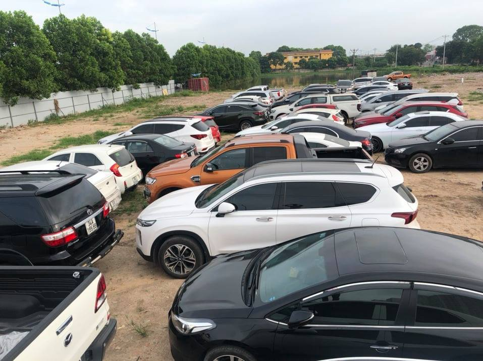 Truy tìm ô tô Innova bị mất, phát hiện cả 1 đường dây tiêu thụ gần 100 chiếc xe ô tô trộm cắp ở Hà Nội