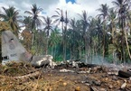 Số người thiệt mạng trong vụ rơi máy bay ở Philippines tiếp tục tăng