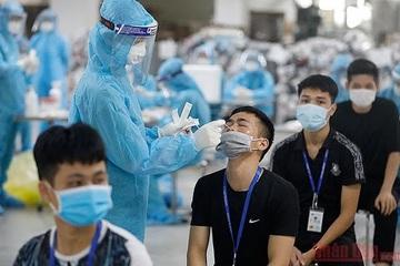 Hà Nội thêm 16 ca dương tính với nCoV, 4 người cùng gia đình ở Tân Mai