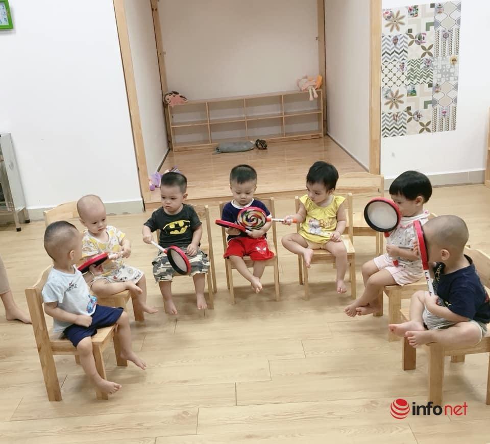 Thực hư thông tin ngày 20/7 Hà Nội cho học sinh mầm non quay lại trường?
