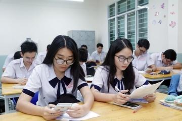 Bộ GD&ĐT đề nghị các Sở GD&ĐT xem xét tiếp nhận thí sinh của Hội đồng thi khác