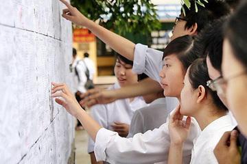 Nhiều trường THPT công lập ở Hà Nội hạ điểm chuẩn tuyển sinh lớp 10