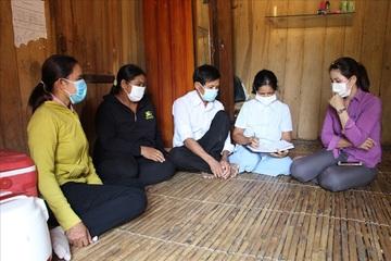 Bình Định: Phát huy tốt vai trò người có uy tín trong đồng bào dân tộc thiểu số