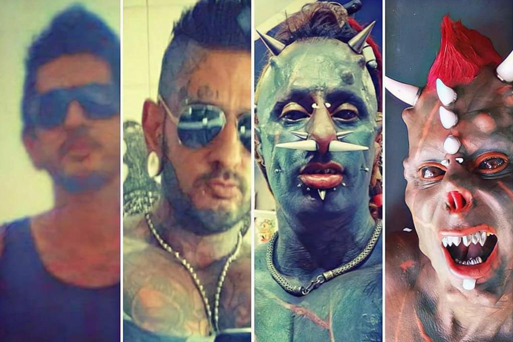 Người đàn ông Brazil 'xấu ma chê quỷ hờn' phiên bản đời thực