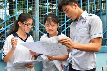 Đề thi tốt nghiệp THPT 2021 môn Toán chính thức các mã đề