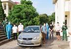 Bắt quả tang 3 người Trung Quốc nhập cảnh trái phép trong đêm qua cửa khẩu Na Mèo
