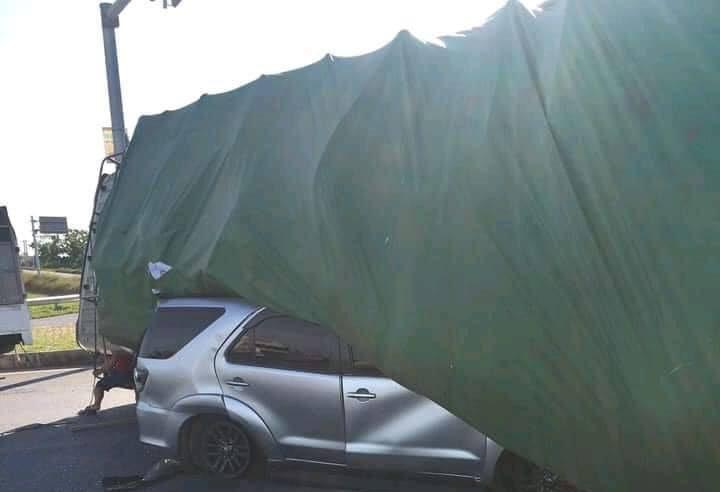 Hưng Yên: Tai nạn liên hoàn trên quốc lộ, 2 người nhập viện cấp cứu