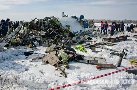 Những vụ tai nạn máy bay thảm khốc tại Nga từ năm 2011-2021
