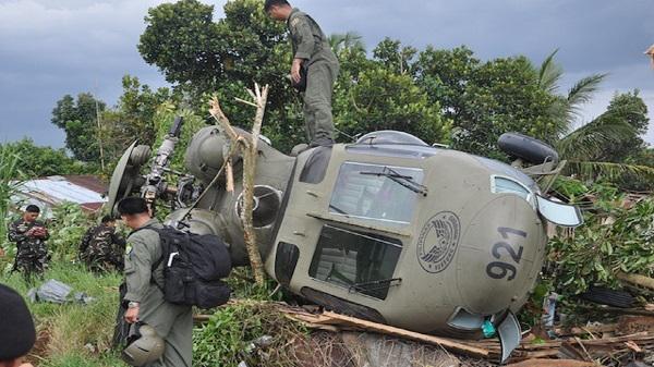 Philippines,rơi máy bay,quân đội