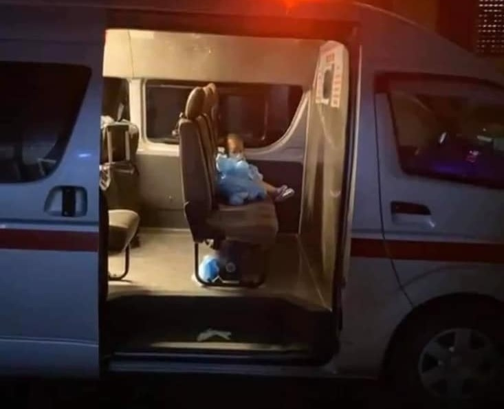 Chàng trai 9X tình nguyện làm tài xế 'chuyến xe 0 đồng' cứu trợ bà con mùa dịch