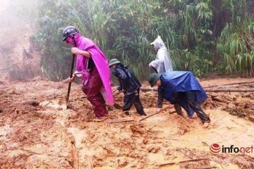 Nghệ An chủ động ứng phó với mưa lớn, lũ quét và sạt lở đất
