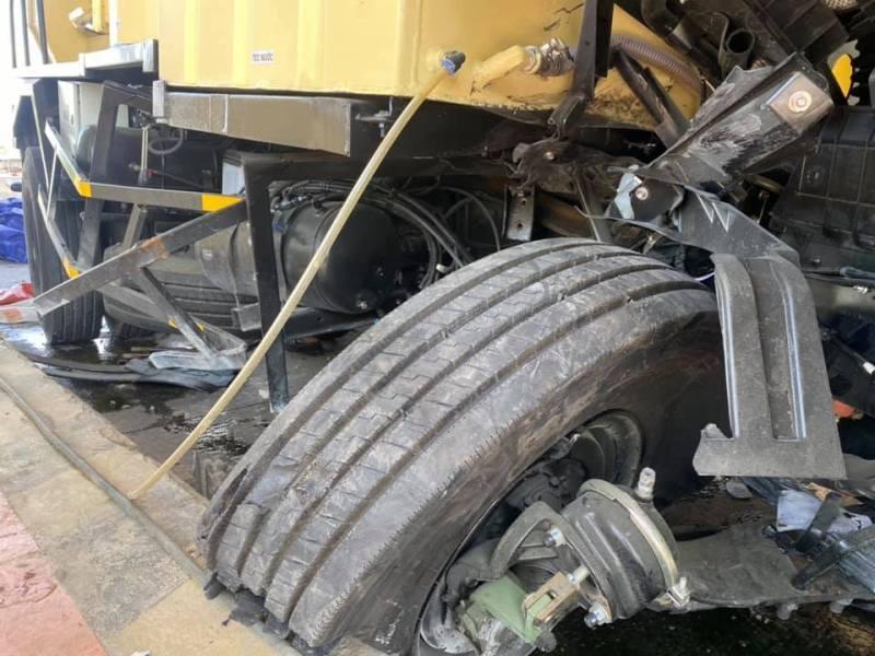 Tai nạn,An toàn giao thông,Trạm thu phí Cầu Rác