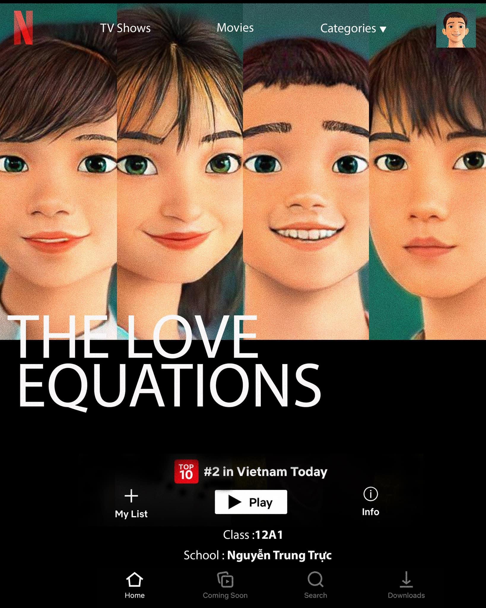 Bộ ảnh kỷ yếu theo phong cách Netflix 'độc lạ' khiến dân mạng trầm trồ