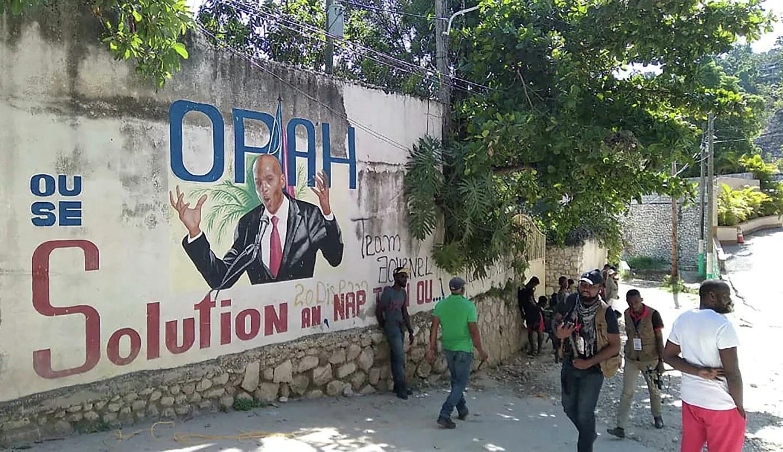 Thông tin mới nhất về vụ ám sát Tổng thống Haiti