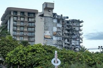 Chính quyền Florida thừa nhận có thể 140 người thiệt mạng trong vụ sập tòa nhà 12 tầng