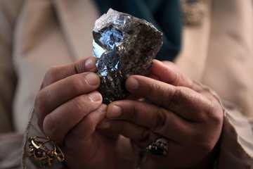 Phát hiện kim cương 1.174 carat một trong những viên lớn nhất thế giới ở Botswana