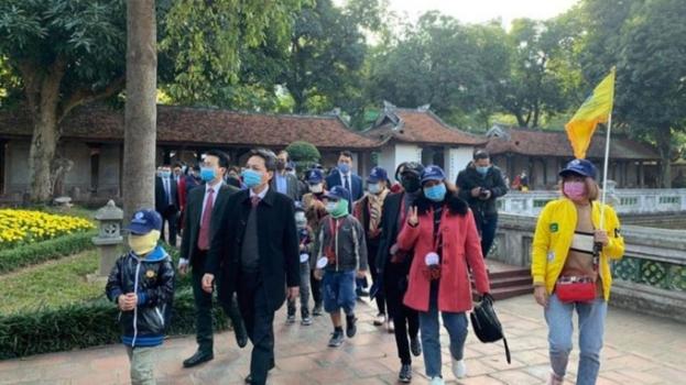 6 tháng đầu năm 2021, Hà Nội đón khoảng 2,9 triệu lượt khách