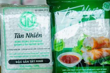 Tây Ninh xếp hạng 9 sản phẩm OCOP đạt 3 và 4 sao