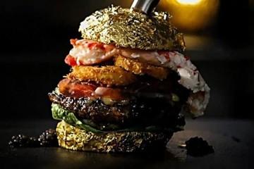Chiếc bánh mỳ kẹp thịt đắt nhất thế giới giá 6.000 USD làm từ nguyên liệu hiếm có khó tìm
